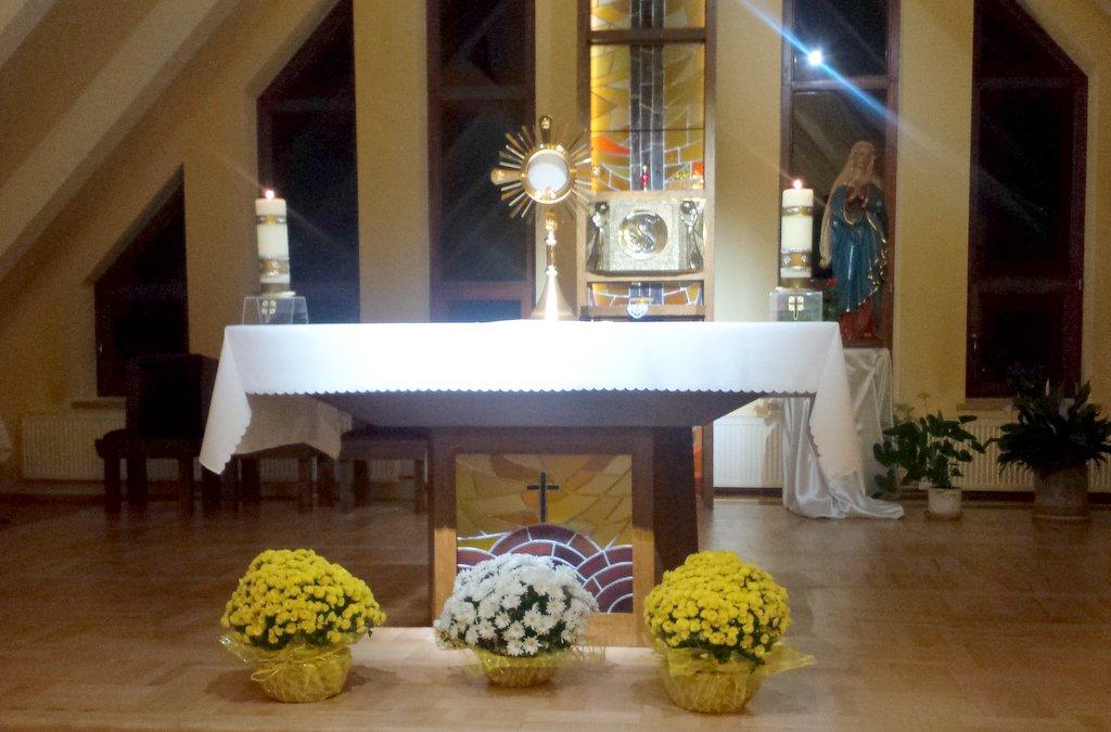 Lubaszowa: wspólna modlitwa w marcu