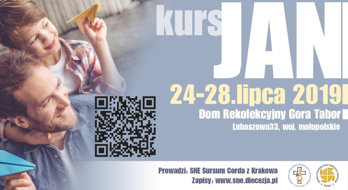 Kurs Jan w Lubaszowej