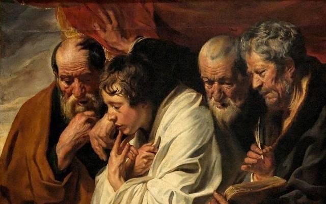 Kurs Jezus w czterech Ewangeliach