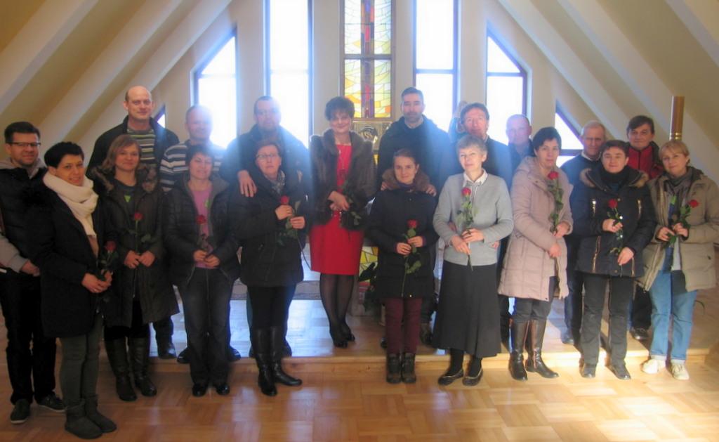 Lubaszowa: Rekolekcje dla małżeństw
