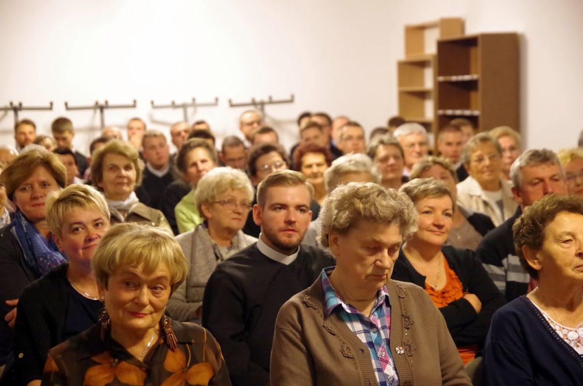 Rekolekcje dla osób wspierających powołania do redemptorystów