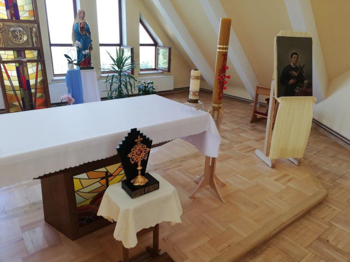 Wspomnienie z rekolekcji ze św. Gerardem